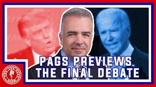 Debate Preview | Joe Pags