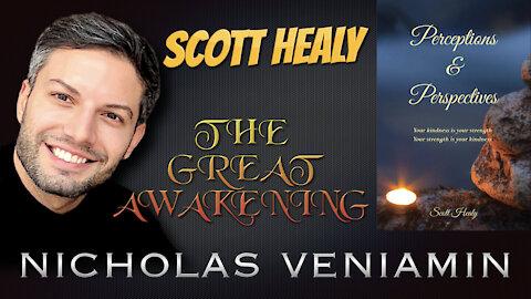 Scott Discusses The Great Awakening with Nicholas Veniamin