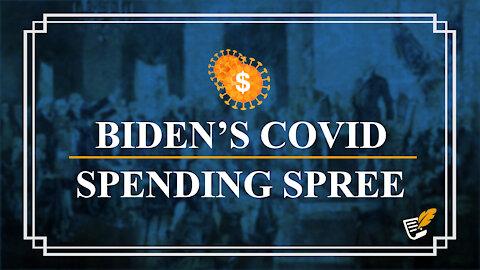 Biden's Covid Relief Bill is Unconstitutional   Constitution Corner