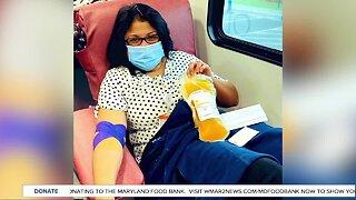 Johns Hopkins doctor shares experience as COVID-19 survivor