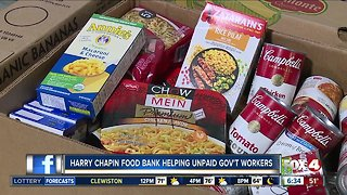 Food bank helps unpaid federal workers in Southwest Florida