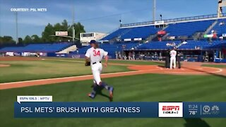 Port St Lucie Mets experience greatness
