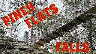 Hiking Around Piney Flats Falls - Fall Creek Falls State Park