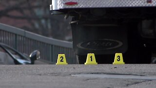 Denver police investigate crash involving fire truck
