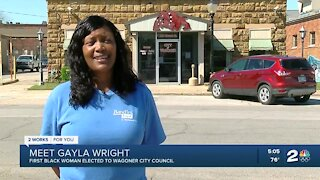 City of Wagoner elects first Black woman for city council