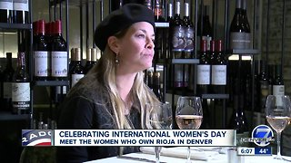 Celebrating International Women's Day in Colorado