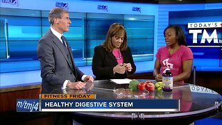 Fitness Friday: How to keep your digestive system healthy