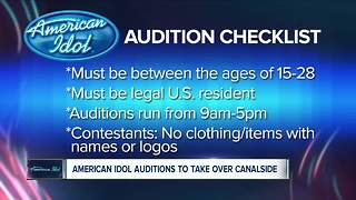 What you need to know about American Idol auditions