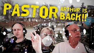Pastor Arthur Is Back!!
