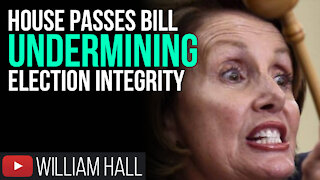 House Passes Bill Making it EASIER For Democrats to CHEAT