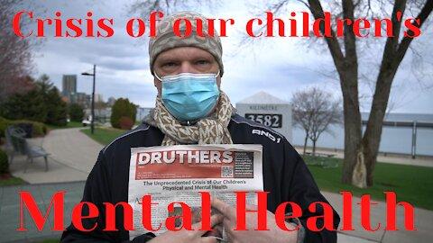 Public health policy catastrophes - Joseph Brant Hospital Burlington 04/21/21
