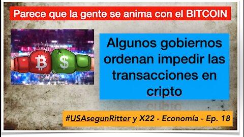 #USAsegunRitter y X22 - Economía - Ep. 18