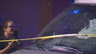 Suspect arrested after 6 shot, 1 killed at banquet hall on Detroit's east side