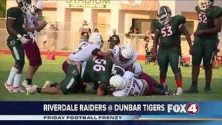 Riverdale Raiders at Dunbar Tigers