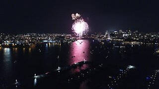 """""""Baltimore Independence Day Fireworks - 2018"""""""