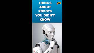 Top 4 Facts About Robots *