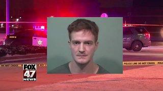 Police: Man had help after shooting cop