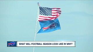 What will football season look like in WNY?