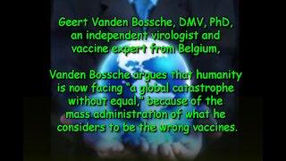 2021 MAR 06 Expert Sounds the Alarm about Risks of Mass Vaccination, Geert Vanden Bossche, DMV, PhD