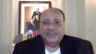 Martin Luther King III To Newsy: The Dream Hasn't Happened Yet