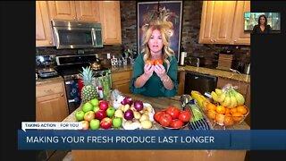Keeping Produce Fresher Longer