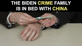 The Biden Crime Family is in BED With China!