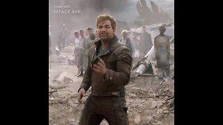 Funny marvel hero