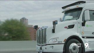 Self-driving trucking company hiring in Tucson
