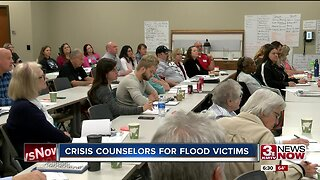 Crisis Counselors for Flood Victims