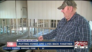 Putting homes and lives back together after May floods