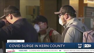 COVID surge in Kern County