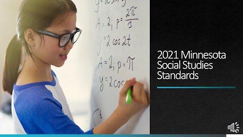 2021 Minnesota Social Study Standards Webinar