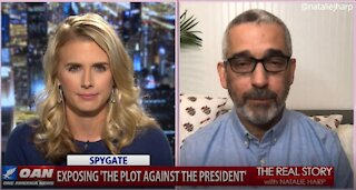 The Real Story - OANN Spygate with Lee Smith