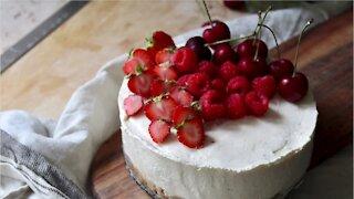 Rezept: No-Bake Cheesecake (1)