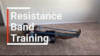 Quarantine workouts: At home resistance training
