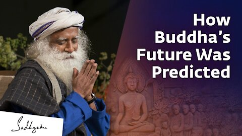 How Buddha's Future Was Predicted