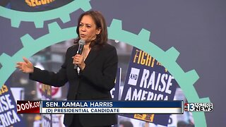 Democratic presidential candidates promote solidarity with workers at Las Vegas forum