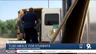 TUSD is making meals available for students