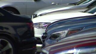 Local car dealers work through inventory shortage