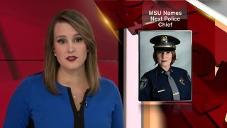 MSU Police Department names next chief