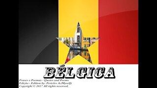 Bandeiras e fotos dos países do mundo: Bélgica [Frases e Poemas]