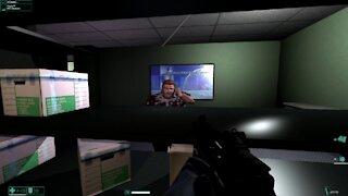 Chatzu Plays F.E.A.R. Episode 5 - Office Space