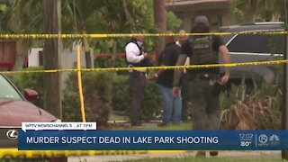Man dead after deputy-involved shooting in Lake Park