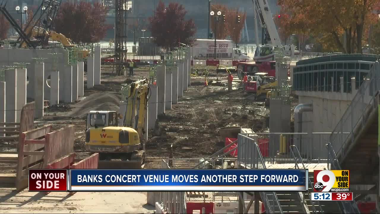 Banks music venue construction still waiting on one crucial vote