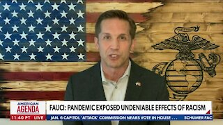 Fauci: Pandemic Exposed Undeniable Effects of Racism