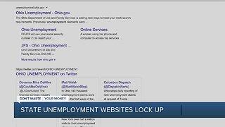 DWYM: Unemployment sites crashing
