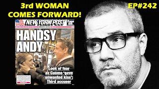 3rd Woman Accuses Gov Cuomo