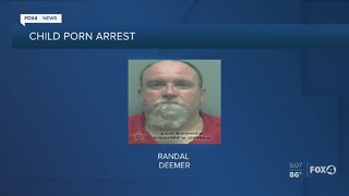 Local man faces child porn charges