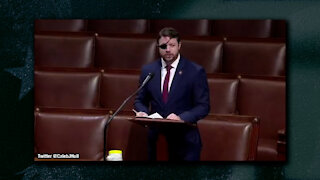 Former Navy SEAL, House Rep. Dan Crenshaw Obliterates Nancy Pelosi In Floor Speech