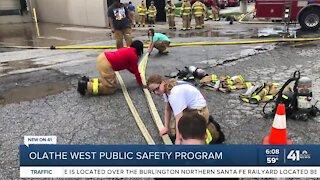 Olathe West Public Safety Program